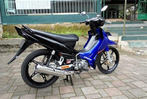 Blok Kopling X1 Thailand Jupiter jupiter z biru hitam 2009 jual motor bekas
