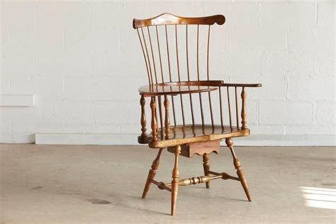 Writing Arm Chair Design Ideas Antique Comb Back Writing Arm Chair For Sale At 1stdibs