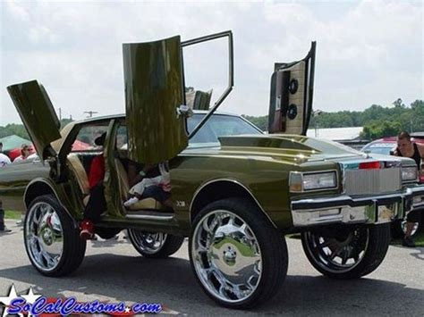 big truck with chrysler rims american cars with big rims 56 pics