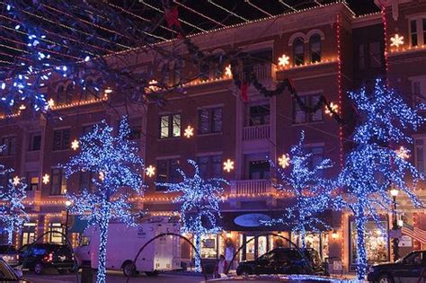 christmas in the square frisco texas beautiful