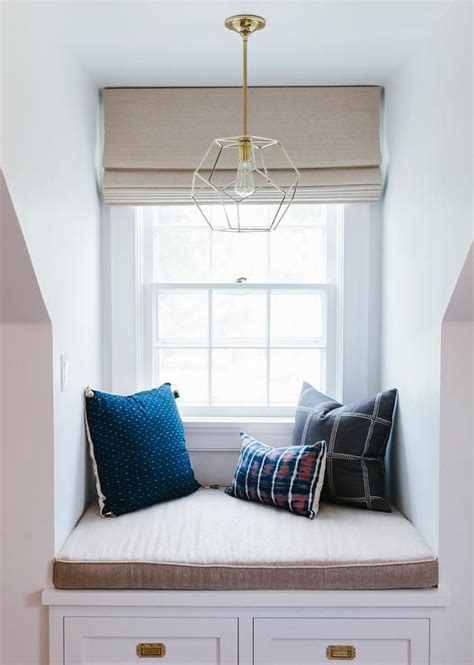 bedroom dormer ideas bedroom dormer window alcove is filled with a built in