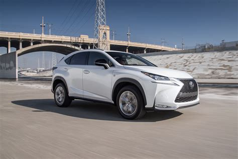 lexus compact car the big test 2015 luxury compact crossovers