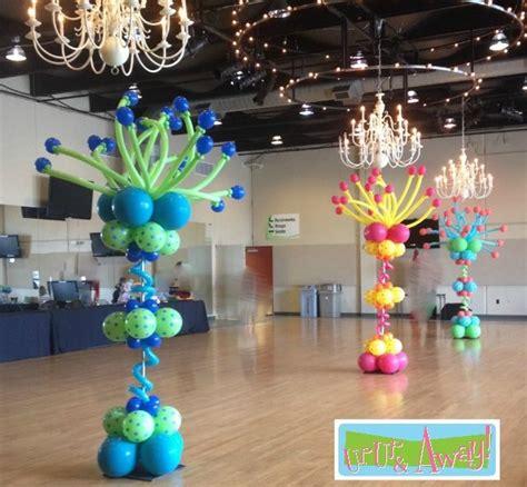 Column Decoration Ideas by Best 25 Balloon Columns Ideas On Balloon