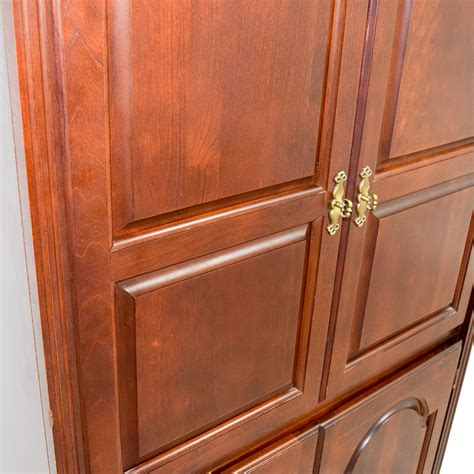 broyhill tv armoire 84 off broyhill broyhill tall wooden tv armoire storage