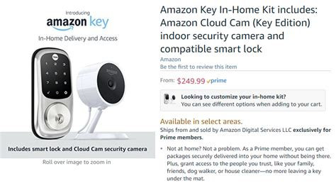 Introducing Amazon Key Amazon Official Site In Home Delivery | amazon key hardware and cloud cams are out today get them