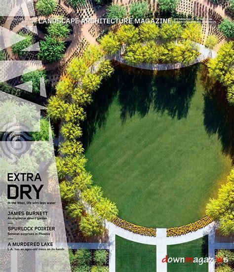 Landscape Architecture Journal Landscape Architecture Magazine October 2012 187
