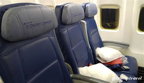 Delta Boeing 757 Economy Comfort by Los Angeles To New York S Jfk Airport Via Delta On