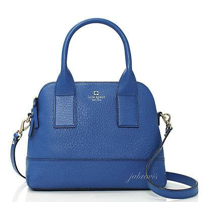 kate spade bluebelle southport avenue small jenny satchel shoulder bag crossbody  ebay