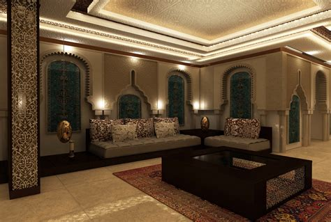 moroccan interior design modern house