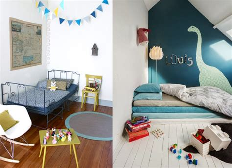 idee deco chambre garcon de jolies chambres d enfants le jounal d 233 co