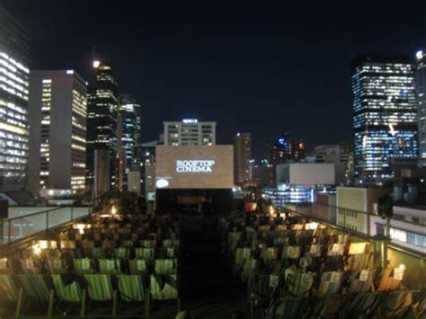 curtain house swanston street rooftop bar cinema curtain house in melbourne vic