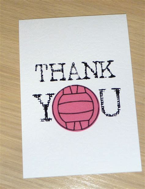 thank you cards new thank you card for a coach thank you card