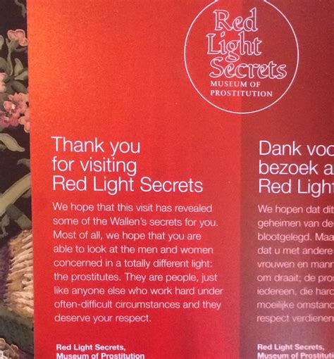red light district amsterdam cost red light secrets museum of prostitution amsterdam
