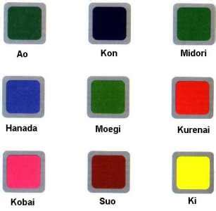 color meanings in japan japanese colour meanings