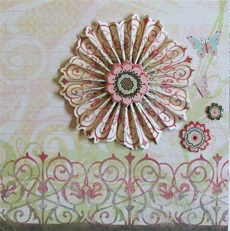 flat paper flower tutorial 91 best accordion flowers images on pinterest paper