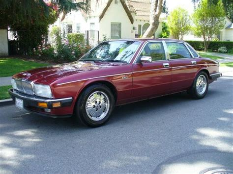 purchase used beautiful california rust free jaguar xj6