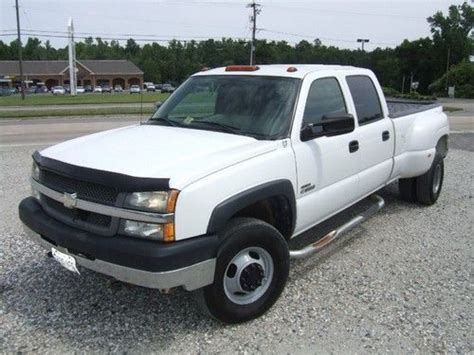 electric and cars manual 2004 chevrolet silverado 3500 on board diagnostic system service manual pdf sell used 2004 chevy silverado chevrolet silverado 1500 2004 sale by