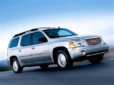 gmc envoy xl pricing ratings reviews kelley blue book
