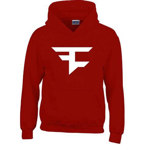 Tshirt Faze Clan Fightmerch 7 faze clan logo hoody call of duty gamer pullover jumper sweat hoodie ebay