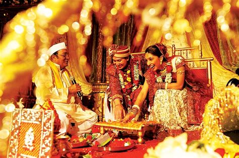 Wedding Ceremony Hindu by How Does One Hindu Wedding Ceremony Looks Like Sector