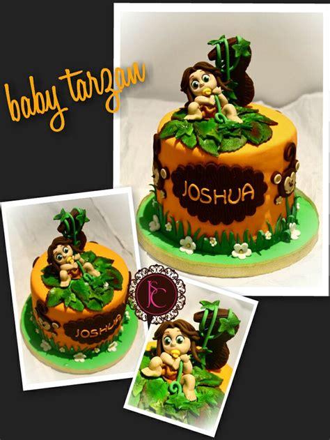 young tarzan cake kids parties pinterest tarzan cake  birthdays