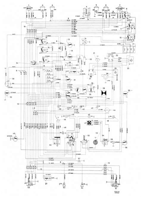 1997 volvo 850 ac wiring diagram 1997 wirning diagrams