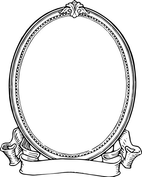 Frame Clipart 1208054 Illustration By by Printable Frames And Borders For Free Use These Free