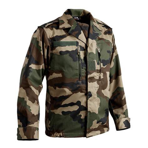 Treillis Militaire Americain by Veste Treillis Militaire F2 Camouflage Ce Militaire