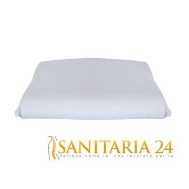 cuscino per dolori cervicali cuscino anatomico sanitaria24