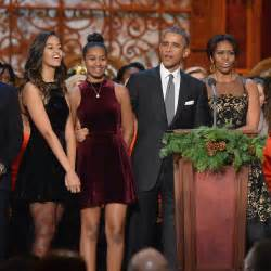 obama family the obamas final white house christmas card will make you