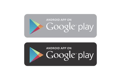 google android app logos android app on google play logo logo share