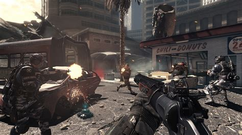 Or Multiplayer Tech Reviewer Call Of Duty Ghosts Review