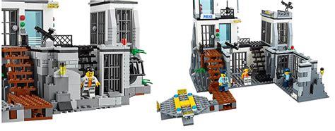 Lego City Prison Island 60130 lego 60130 prison island i brick city