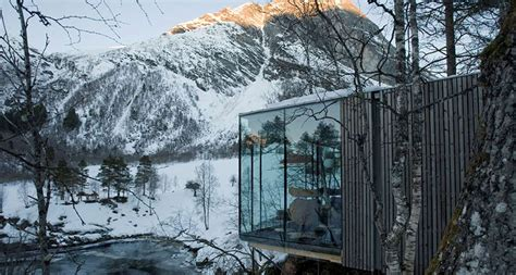 hotel from ex machina the juvet landscape hotel in norway homeli