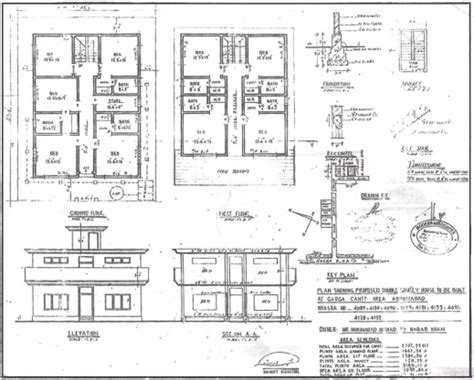 technical floor plan stunning building plan elevation section ppt home design and furniture ideas floor plan and