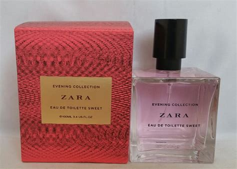 Parfum Zara Fruity fragrances for zara quot evening collection quot edt 100ml