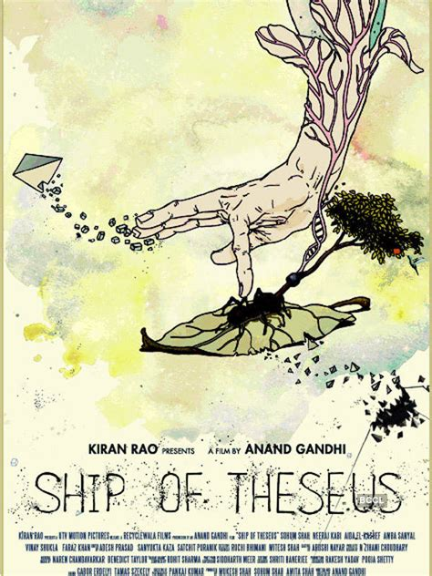 ship of theseus poster of indian drama film written and directed by anand