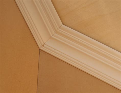 Crown Molding Angles Octagon Roof Interior Crown Molding Angles Development