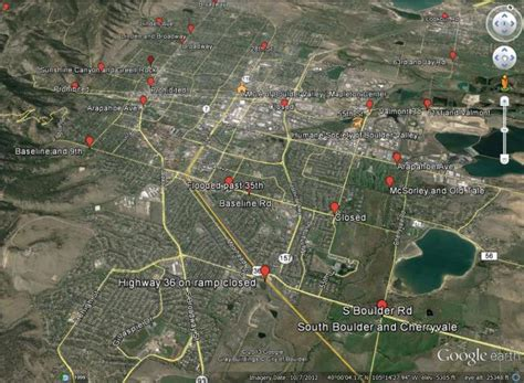 publishes crisis response map for boulder colorado