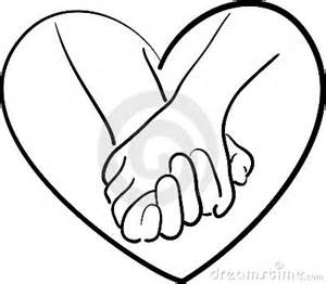 Holding hands royalty free stock image image 9274176