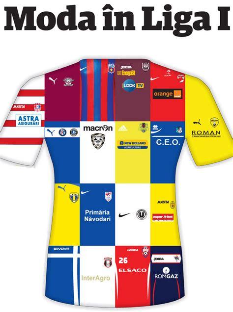 prosport ro fotbal intern liga prosport v艫 prezint艫 echipamentul celor 18 echipe din liga