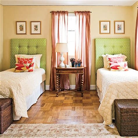 lime green headboard twin beds with lime green headboard guest bedroom ideas