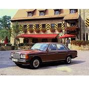 Mercedes Benz E Klasse W123 1976–85 Wallpapers 1600x1200