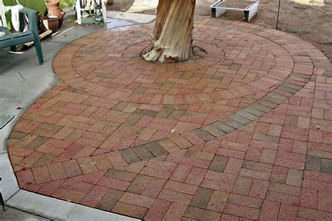 Inspiration Garden Outstanding Flag Stone Backyard Pavers Paver Patio Designs Patterns