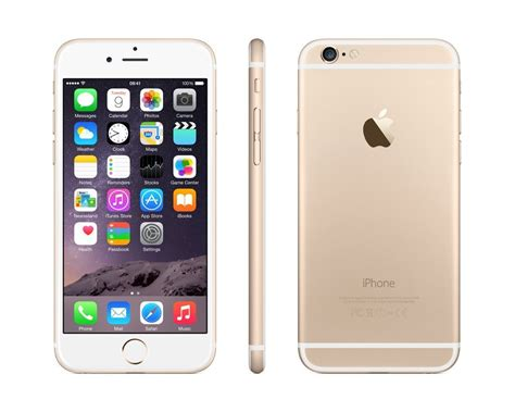 apple iphone 6 gold 128 gb the iphone pandit