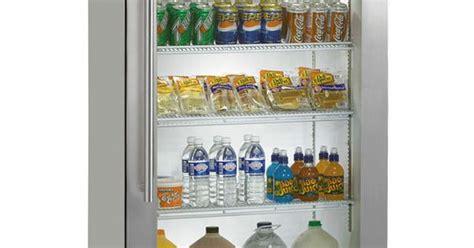 Details About 18cf Kelvinator Single Glass Door Kelvinator Glass Door Refrigerator