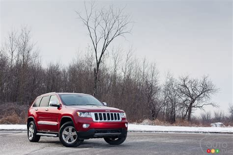 2008 Jeep Grand Overland Reviews Articles On Overland Car News Auto123