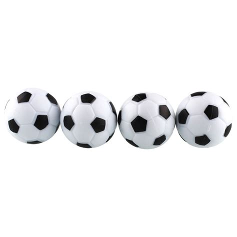 Bola Sepak Proteam Ukuran 4 Best Seller oem 4 buah 32 mm sepak bola fussball hitam putih lazada indonesia