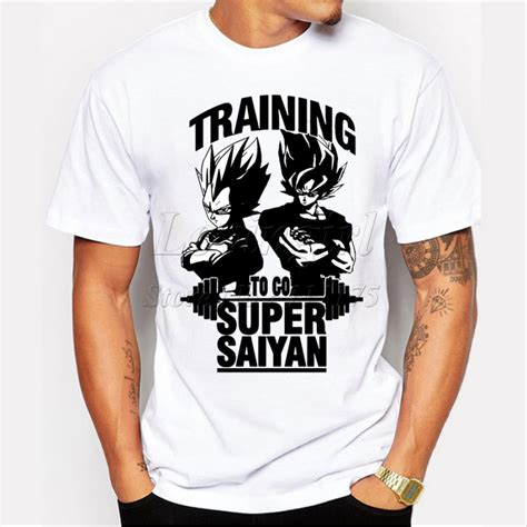 Kaos Vegeta to go saiyan design s t shirt