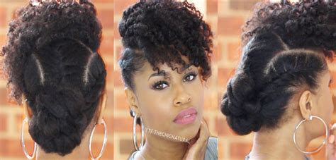 back to school hairstyles for transitioning hair 4 chic back to school styles for natural hair black girl